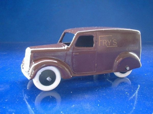 "DINKY TOYS COPY MODEL 28 SERIES TYPE 3 DELIVERY VAN ""FRYS"""